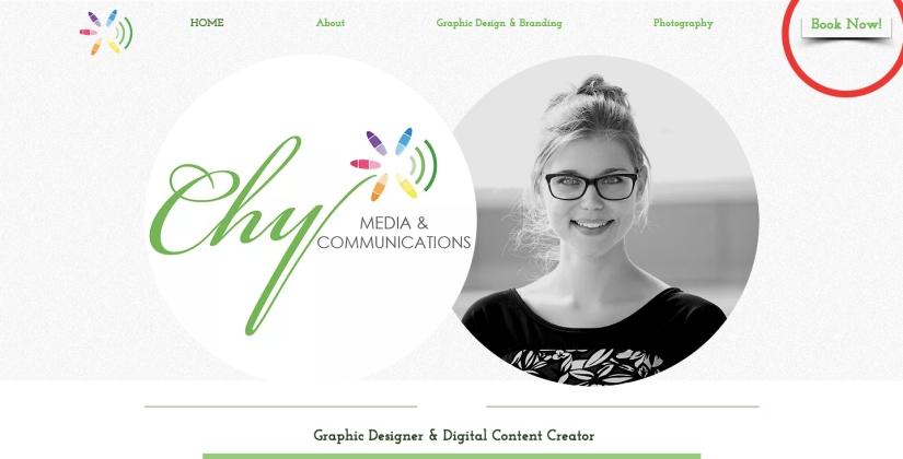 Website Book Now